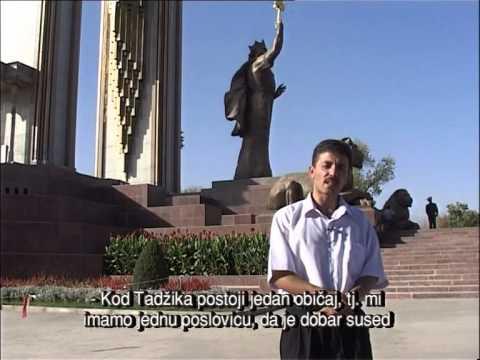 PREKO IVICE 34 - Tadzikistan