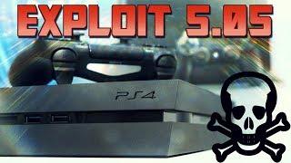 💀| EXPLOIT PS4 5.05  Y COMO INSTALAR JUEGOS | JUEGOS PS4 GRATIS | 💀