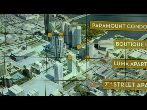 Developers provide new look at Paramount Miami Worldcenter