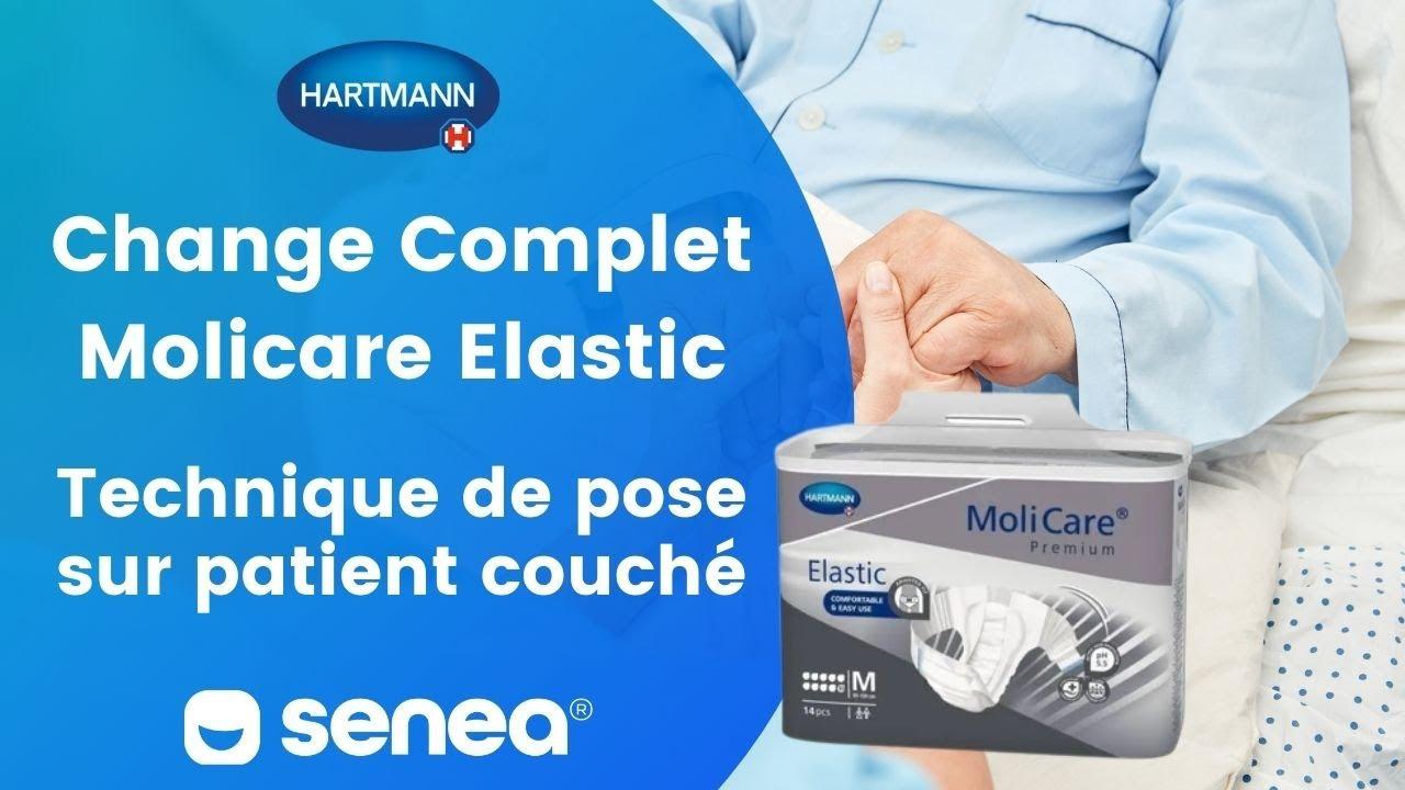 Hartmann change complet molicare pose sur patient couch youtube - Je veux faire une fausse couche ...