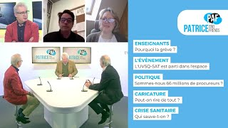 PAF – Patrice Carmouze and Friends – 25 janvier 2021