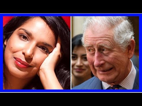 Breaking News   Prince Charles said woman 'doesn't look like she's from Manchester'