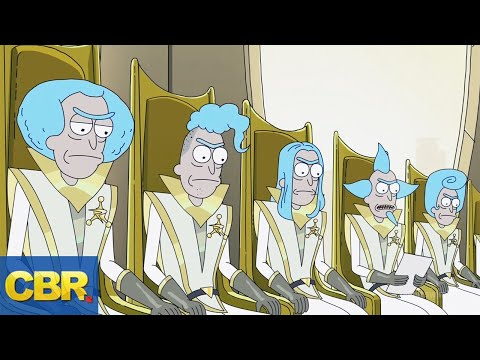 Rick And Morty's Citadel Of Ricks Explained