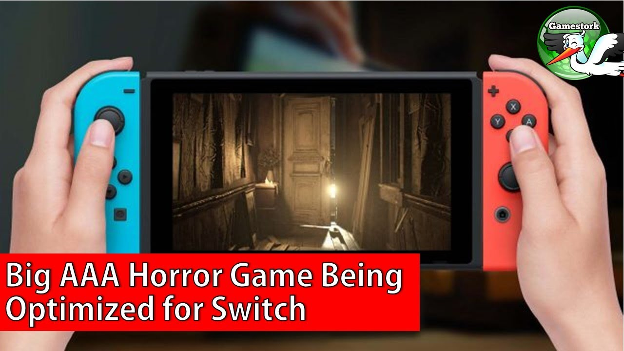 Resident Evil 7 Being Optimized For Nintendo Switch Youtube