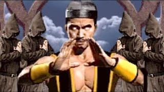 Mortal Kombat 2 arcade Shang Tsung Gameplay Playthrough