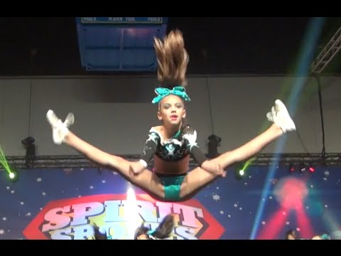 Cheer Extreme Glitter Penguins Level 3 BATB 2015 from YouTube · Duration:  3 minutes 12 seconds