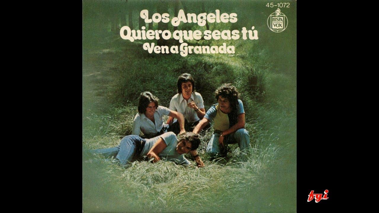 Los angeles singles collection 19 quiero que seas t - Los angeles granada ...