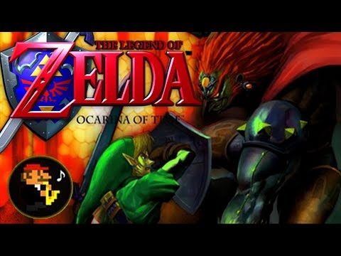 ♫Ganondorf Battle Orchestrated Remix! Ocarina Of Time - Extended!