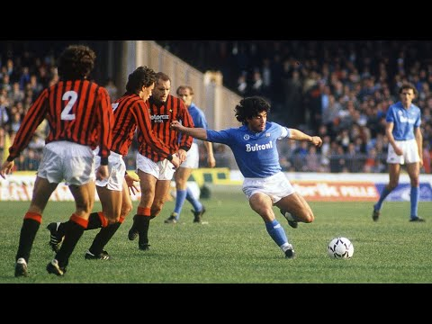 Diego Maradona ● Magical Moments In Napoli ||HD||
