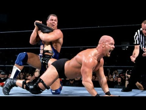 10 Best Kurt Angle Matches Ever