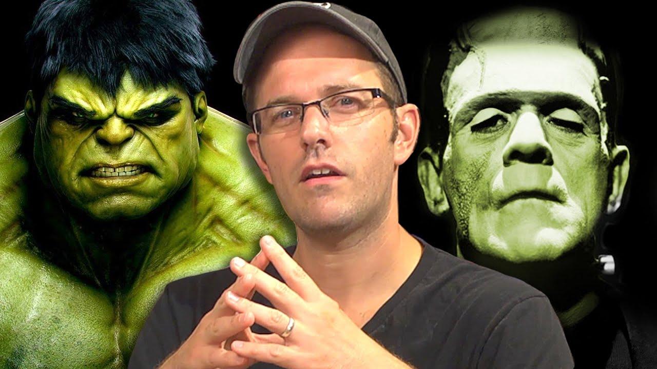 Why Superheroes are like Classic Monsters – Cinemassacre