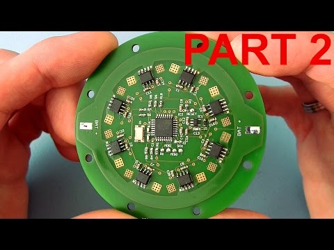 Design your own professional printed circuit board (PCB) - part 2