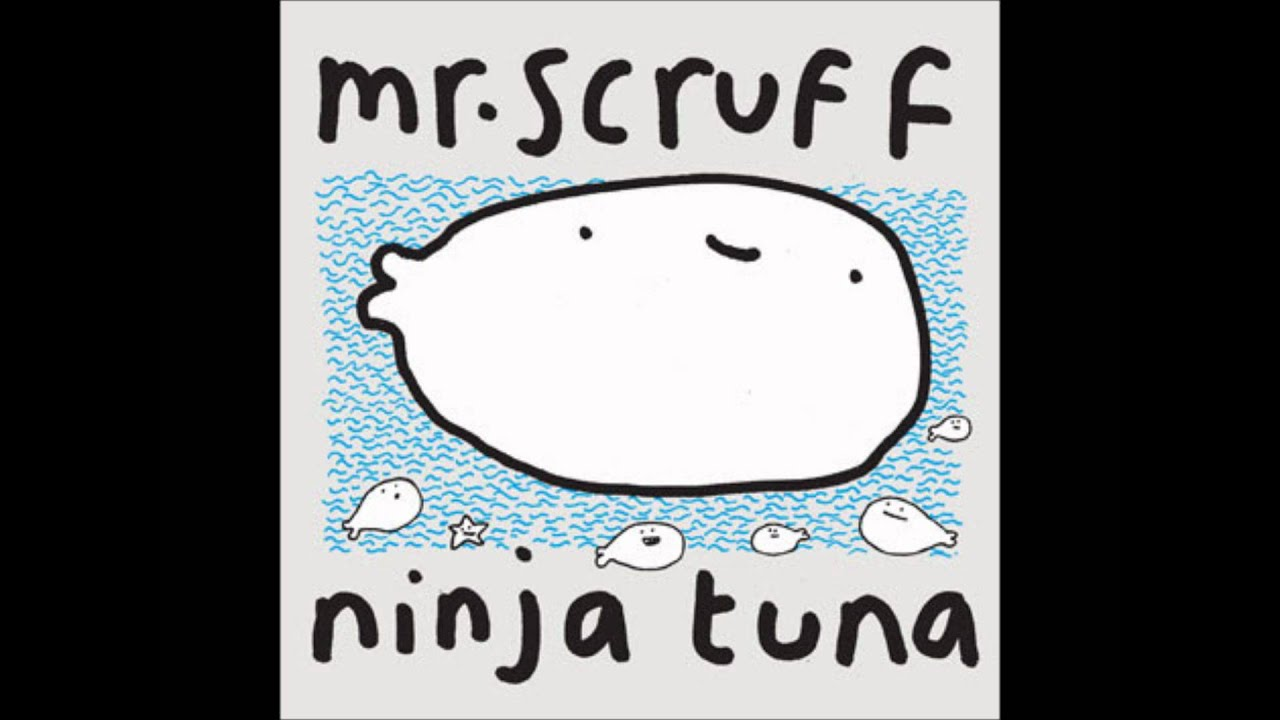 ninja tuna kalimba