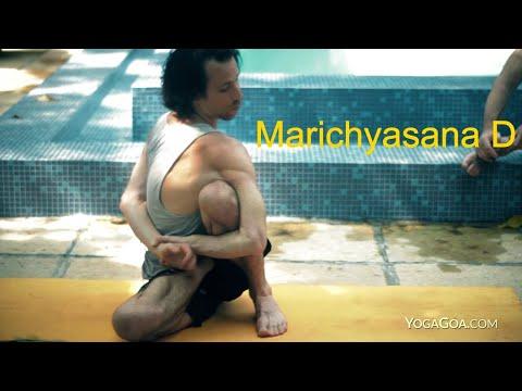 Marichyasana D | Ashtanga Yoga