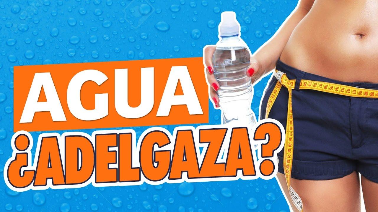 Beber Agua Para Adelgazar Cómo Beber Agua Para Adelgazar Y Perder Peso Youtube