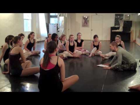 BTJAZ Dance Co. Residency Workshop / University Musical Society (2010)