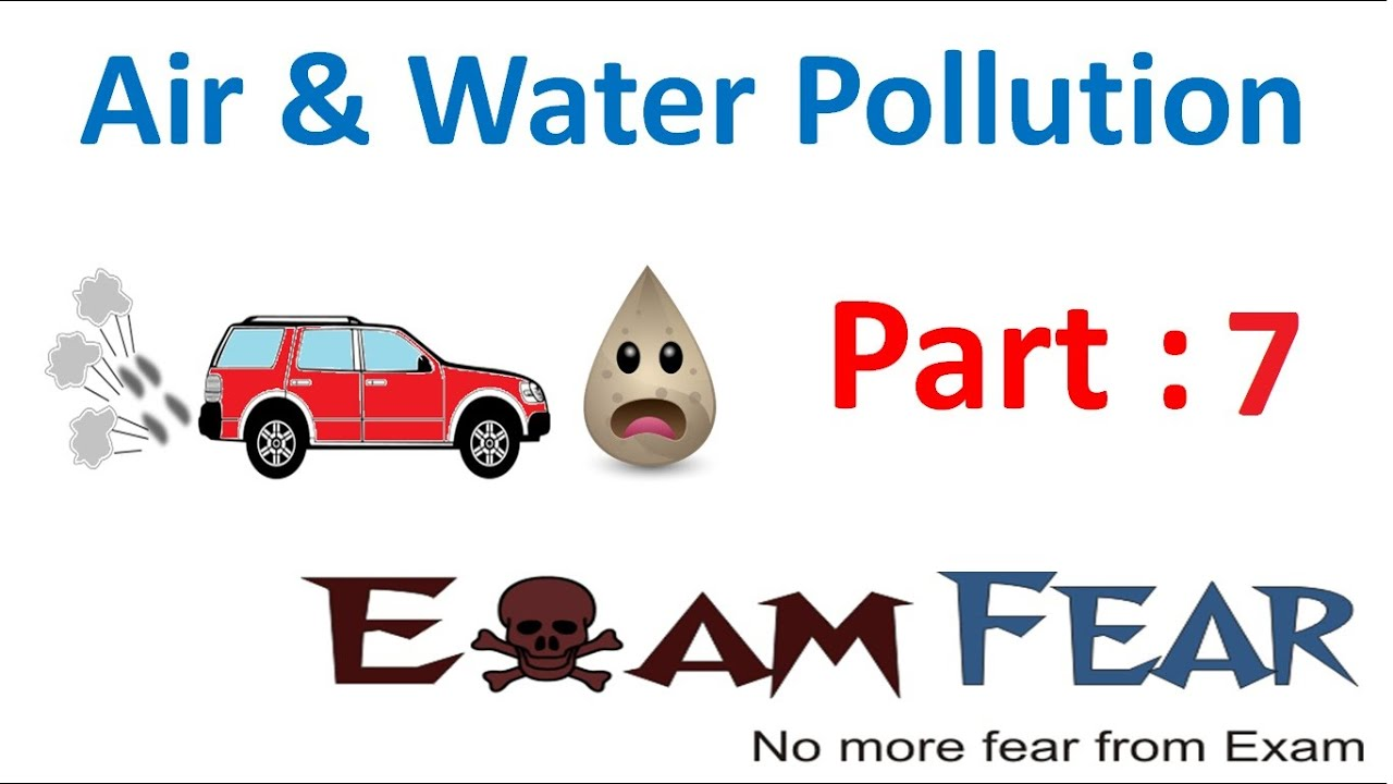 pollution air water and land essay for grade 6 A lesson on the causes of pollution subject: tracey l churchman, lake charles, louisiana grade level: k displayed pictures of water, air, and land pollution.