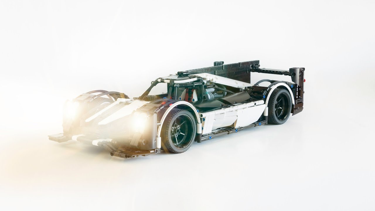 LEGO TECHNIC PORSCHE 919 HYBRID - YouTube
