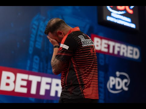 """Joe Cullen on emotional win over Dobey: """"A lot has been going on away from darts for me personally"""""""