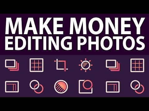 How To Make Money Editing Photos Online - Easy Online Jobs