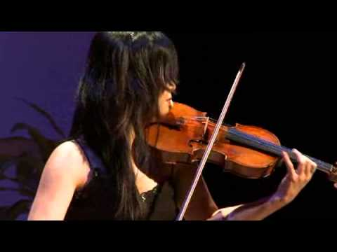 Canada Council laureate Judy Kang plays Ysaÿe's Les Furies with 1689 Stradivari violin