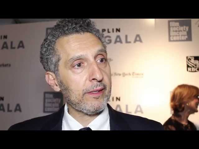 John Turturro on The Chaplin Award Gala Red Carpet