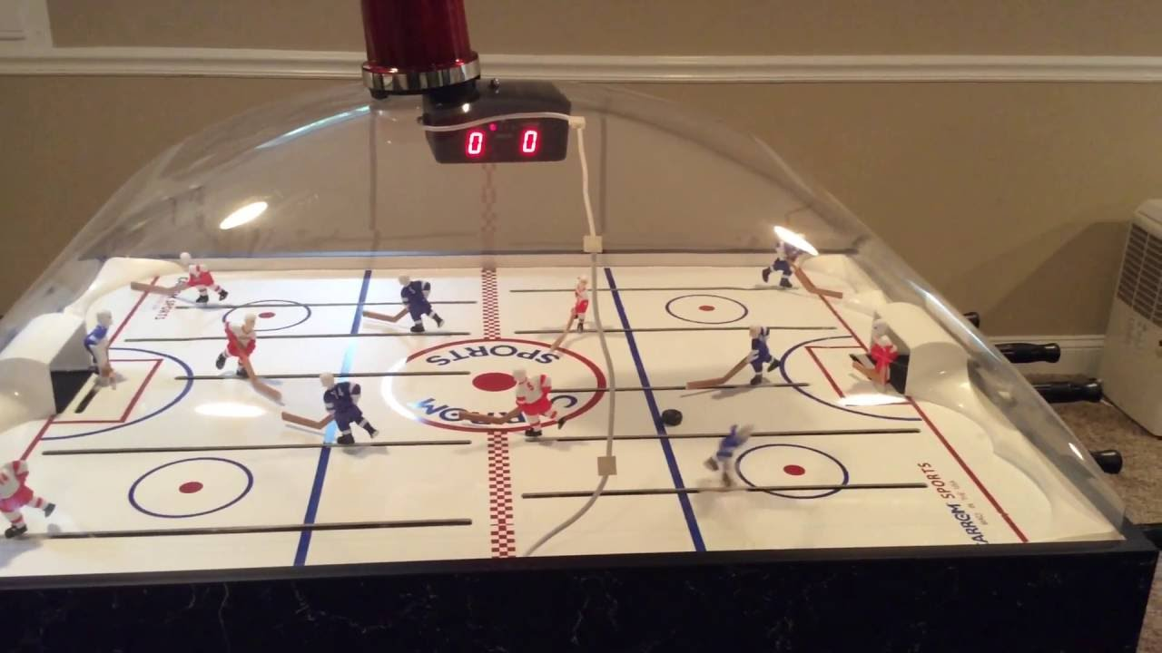 Superb Dome Hockey