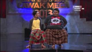 Maharaja Lawak Mega 2013 - Minggu 7 - Persembahan Bocey MP3