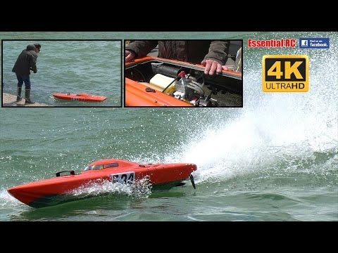 THE INSIDE STORY: RC Powerboat Racing [*UltraHD and 4K*]