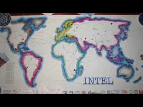 Intel: The Game of International Espionage