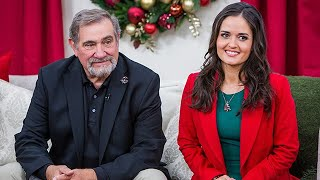 Dan Lauria and Danica McKellar - Home & Family
