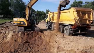 Prezentacja budowy obory - Górskie 2016/2017