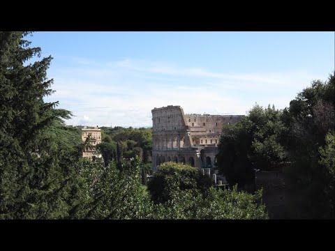 Treasure hunt in Rome