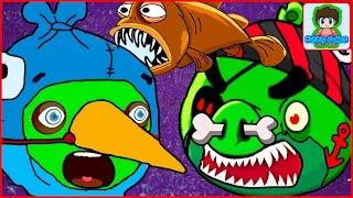 Игра Angry Birds Epic от Фаника злые птички эпик 10