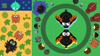 BLACK DRAGON IS THE EPIC KILLER IN MOPE