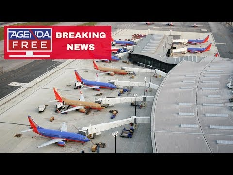 Jetway Collapse at Baltimore's BWI Airport - LIVE COVERAGE