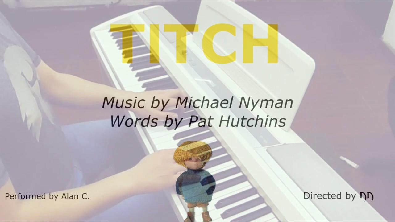 Titch piano - Michael Nyman - YouTube