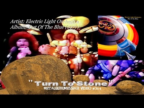 Turn To Stone - Electric Light Orchestra (1977)...