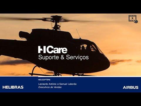 Webinar: Suporte e Serviços na Airbus | Helibras