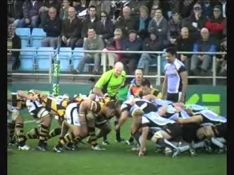 Exeter Chiefs Vs Wasps LV Cup Nov 10 Part 2.wmv