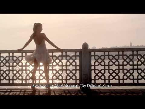 Veet   Go   Adriana Lima Reklam Filmi7