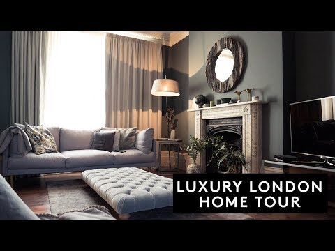 London Luxury Home Tour | Best Job On The Planet