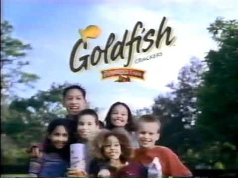 Goldfish Commercial - 2001