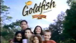 Repeat youtube video Goldfish commercial - 2001