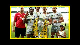 Breaking News   Rugby-Superb Saracens crowned English champions again