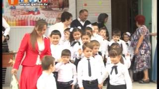 День знаний отметили в школах Хасавюрта
