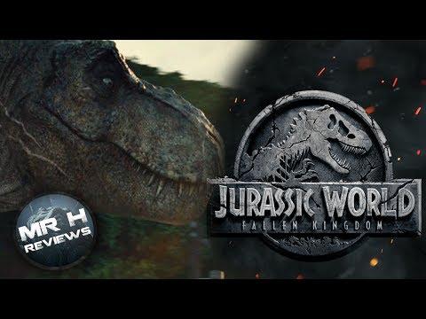 Jurassic World 2 NEWS - Title & Poster Revealed