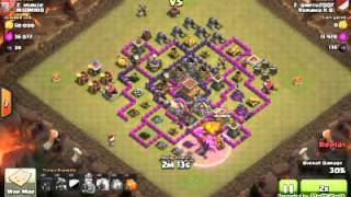 Clash of Clans Romania K.O. vs INSOMINO | Ep 1. WIN