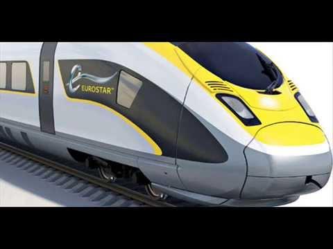 ТОП 10 поездов