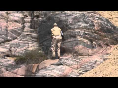 MB GeoTour 24 – Sculptured Precambrian Granitic Rock